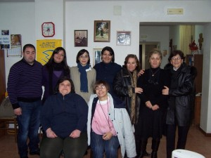 Alcuni partecipanti all'incontro formativo